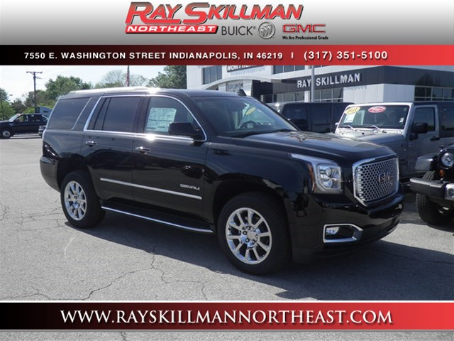 new gmc yukon in indianapolis ray skillman northeast buick gmc. Black Bedroom Furniture Sets. Home Design Ideas