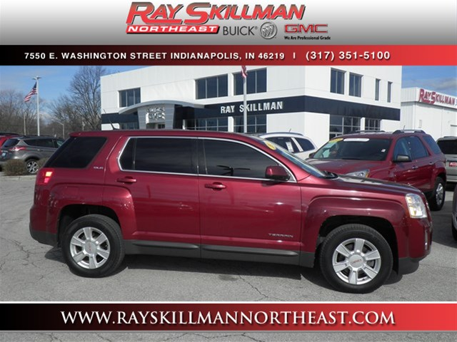 pre owned 2011 gmc terrain sle 1 suv in indianapolis d4271 ray skillman northeast buick gmc. Black Bedroom Furniture Sets. Home Design Ideas
