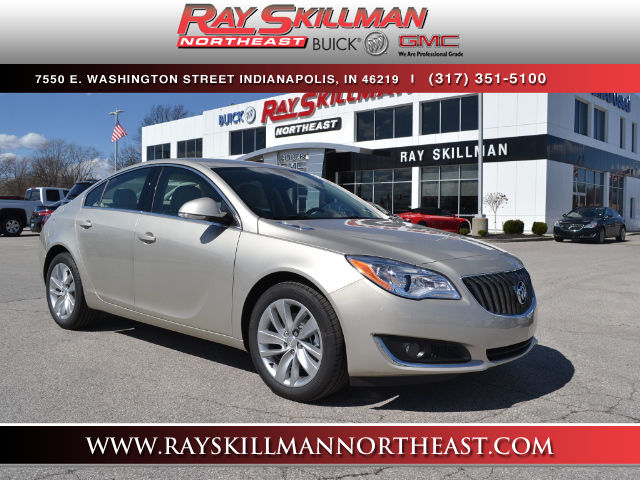 new buick regal in indianapolis ray skillman northeast buick gmc. Black Bedroom Furniture Sets. Home Design Ideas
