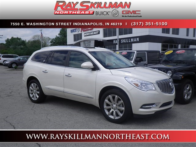 new buick enclave in indianapolis ray skillman northeast buick gmc. Black Bedroom Furniture Sets. Home Design Ideas