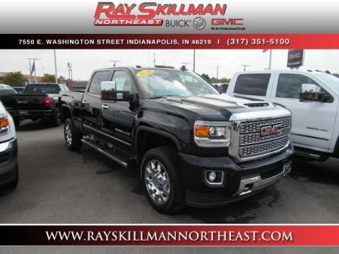 new gmc sierra 2500hd in indianapolis ray skillman northeast buick gmc. Black Bedroom Furniture Sets. Home Design Ideas