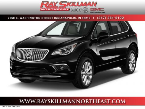 new buick envision for sale indianapolis ray skillman northeast buick gmc. Black Bedroom Furniture Sets. Home Design Ideas